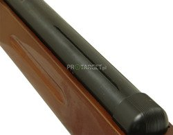 Air Pellet Rifle Norconia Protarget 4,5 mm +refractor  4x20 + pellet + shields