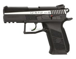 Pistolet CZ 75 P-07 Duty Blow Back Dual Tone 4,5 mm
